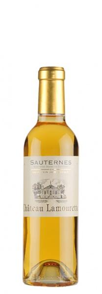Château Lamourette Sauternes AOC halbe Flasche