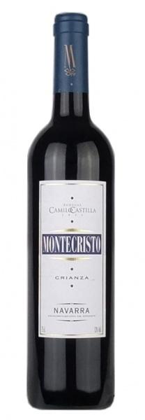 """Camilo Castilla """"Montecristo"""" Crianza Navarra"""