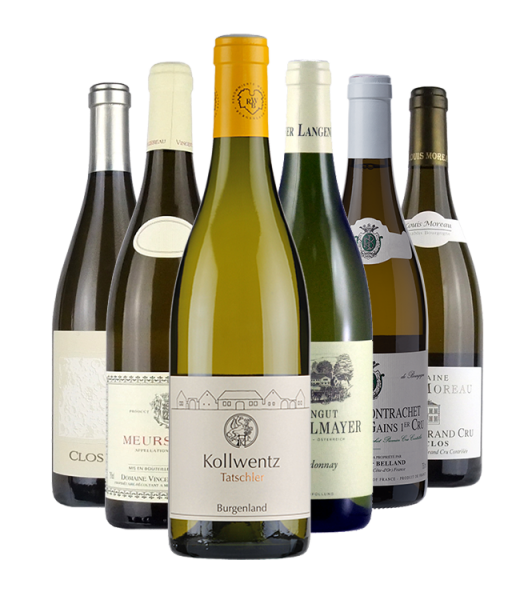 """Probierpaket """"Chardonnay ganz groß"""""""