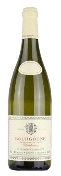 Bourgogne Chardonnay Domaine Vincent Bouzereau