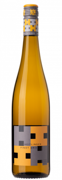 Heitlinger Pinot Gris trocken Gutswein Bio