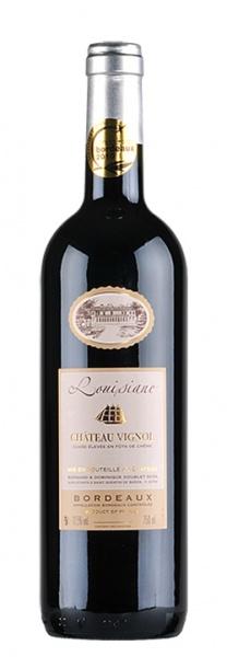 """Château Vignol """"Louisiane"""" Cuvée rouge"""