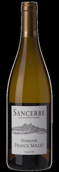 Sancerre blanc Domaine Franck Millet halbe Flasche