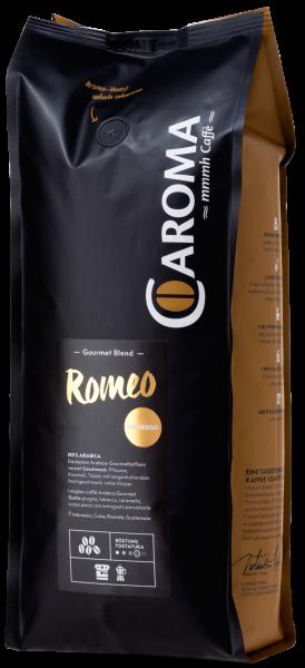 """Caroma Caffé """"Romeo 100% Arabica"""" 1000g"""