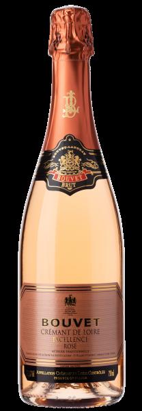Bouvet Ladubay Crémant de Loire Excellence Rosé