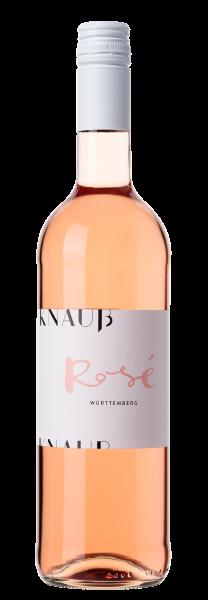 Knauß Rosé Gutswein trocken Bio