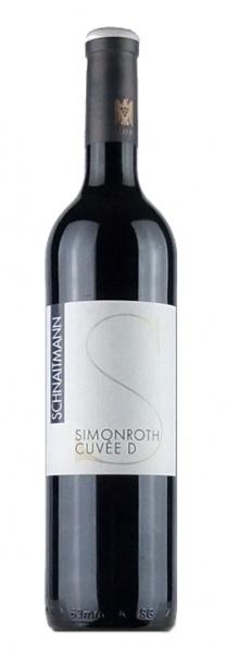 Schnaitmann Simonroth Rotwein Cuvée D trocken