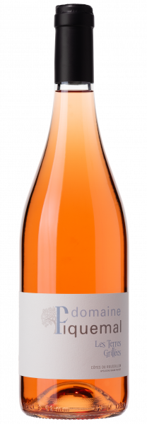 Domaine Piquemal Les Terres Grillées Rosé