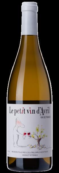 Le petit vin d'Avril blanc