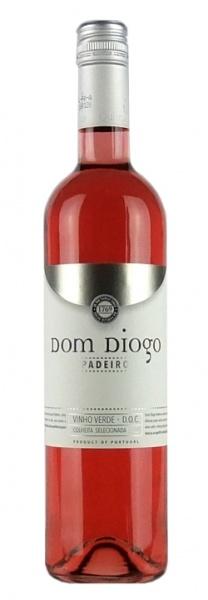 Quinta da Raza Vinho Verde Rosé Dom Diogo Padeiro