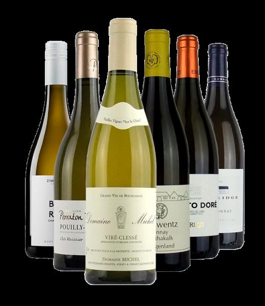 Probierpaket Chardonnay de Luxe