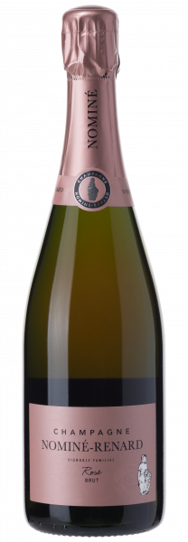 Nominé Renard Brut Rosé Champagner