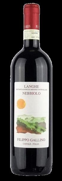 """Filippo Gallino """"Langhe"""" Nebbiolo"""