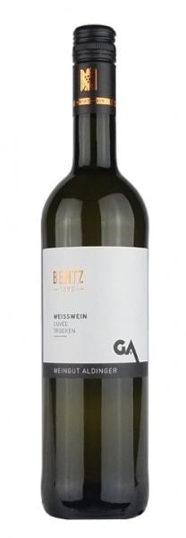 """Aldinger """"Bentz Weiss"""" Cuvée trocken"""