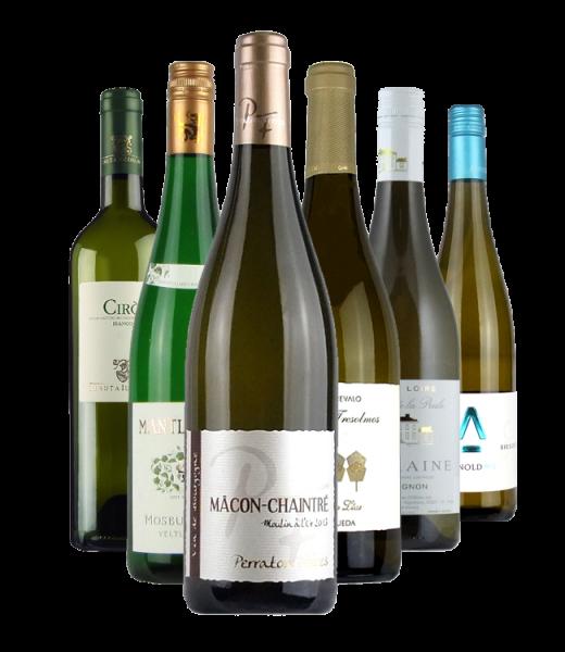 Probierpaket Weißwein Klassiker