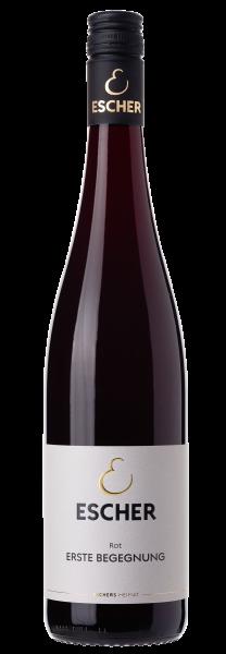 Escher Erste Begegnung Rotweincuvée