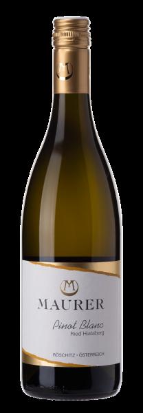 Maurer Pinot Blanc Ried Hiataberg