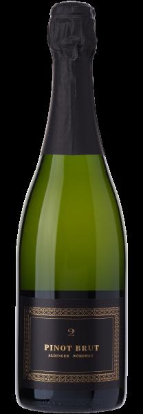 "Wöhrwag Aldinger ""2"" Pinot Brut Sekt"