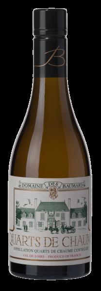 """Domaine des Baumard """"Quarts de Chaume"""" blanc Moelleux halbe Flasche"""