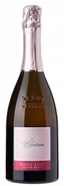 Le Contesse Pinot Rosé Spumante Brut