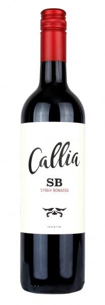 Callia SB Syrah-Bonarda