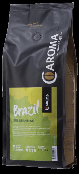 """Caroma Caffé """"Brazil Sul de Minas 100% Arabica"""" 1000g"""