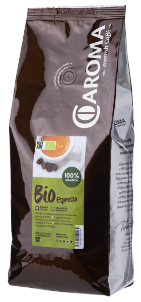 Caroma Caffé Fair Trade 100% Arabica 1000g