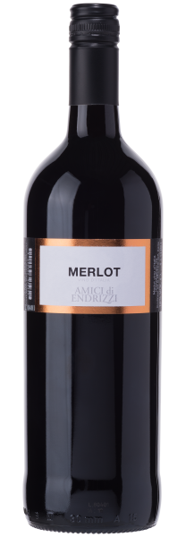 Endrizzi Merlot Literflasche