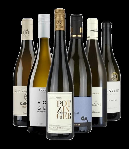 "Probierpaket Sauvignon Blanc ""Exclusiv"" Paket"