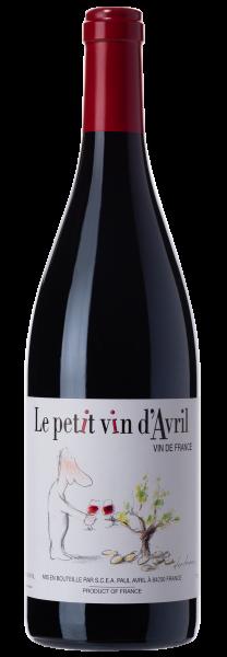 Le petit vin d'Avril rouge