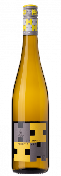 Heitlinger Pinot Blanc trocken Gutswein Bio