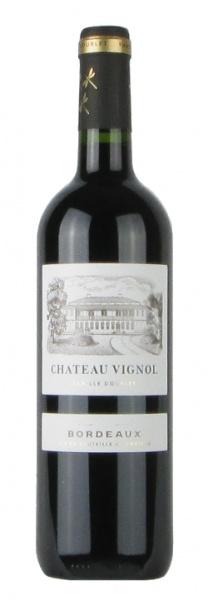 Château Vignol Bordeaux rouge