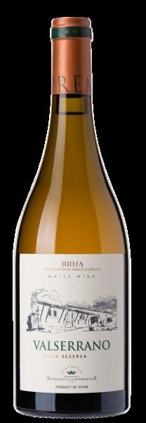 Valserrano Blanco Gran Reserva Rioja