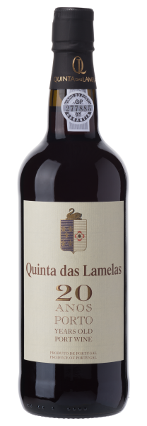 Portwein Tawny 20 Jahre Quinta das Lamelas