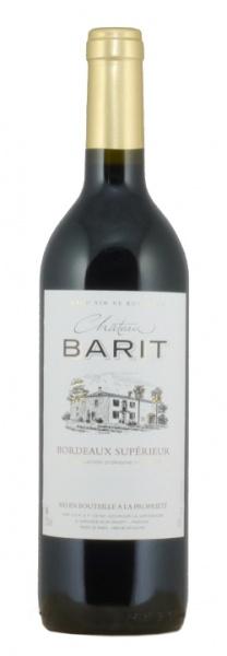 Château Barit Bordeaux rouge Supérieur