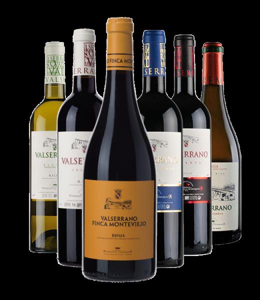 """Probierpaket """"Me gusta el Rioja"""""""