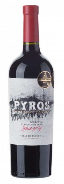 Pyros Block No. 4 Malbec Single Vineyard
