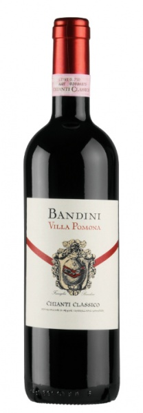 Chianti Classico DOCG Bandini Villa Pomona