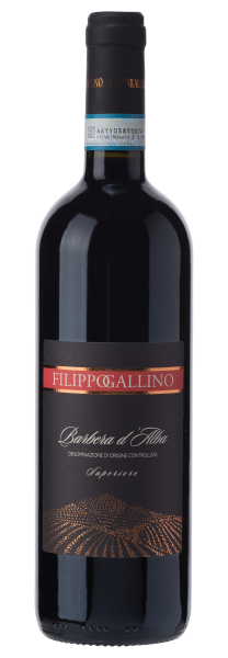 Filippo Gallino Barbera d'Alba Superiore DOC