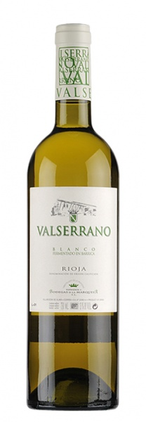 Valserrano blanco Rioja