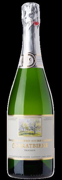 Jörg Geiger Champagnerbratbirne