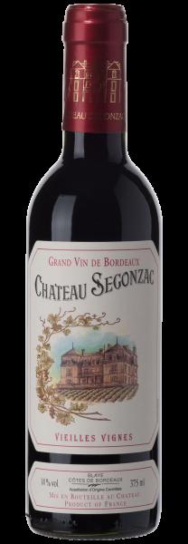 Château Segonzac Vieilles Vignes halbe Flasche