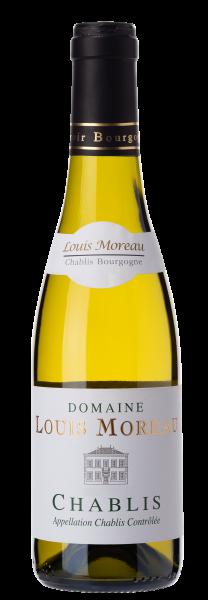 Chablis Domaine Louis Moreau halbe Flasche