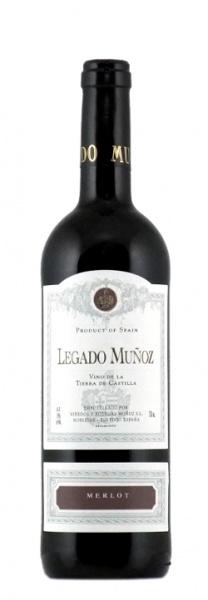 Legado Muñoz Merlot