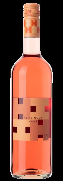 Heitlinger Rosé trocken Gutswein Bio