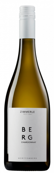 Zimmerle BERG Chardonnay Bio