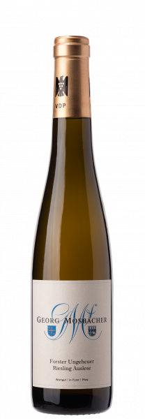 """Georg Mosbacher Forster Ungeheuer Riesling Auslese """"Goldkapsel"""""""