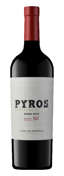 Pyros Syrah Barrel Selected