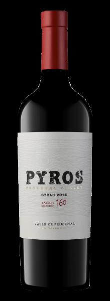Pyros Syrah Barrel Selected