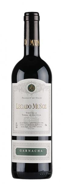 Legado Muñoz Garnacha